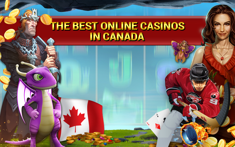 Online Casino Canada • Full Gambling Info